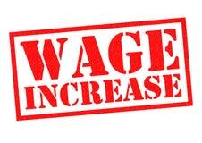 WAGE INCREASE Stock Photos