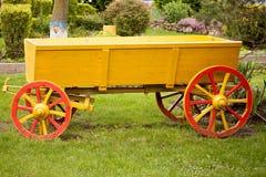 wagen Stockbild