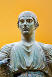 Wagenlenker von Delphi Stockbild