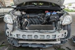 Wagenpflege Stockfoto