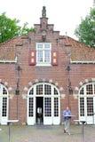 Wagenschuppen Nyenrode-Geschäfts-Universität, die Niederlande Lizenzfreie Stockfotografie