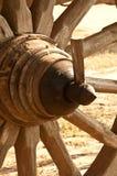Wagenwielen Stock Foto's