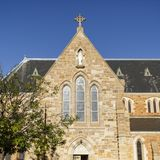 Wagga Wagga – St Michael Catholic Cathedral Royalty Free Stock Images