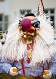 waggis de masque de carnaval Photos stock