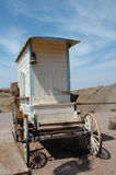 Waggon Royalty Free Stock Photo