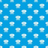 Waggon storage tank with oil pattern seamless blue. Waggon storage tank with oil pattern repeat seamless in blue color for any design. Vector geometric Stock Photo