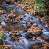 Wagner Falls-Fluss Stockbilder