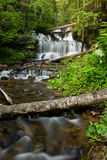 Wagner Falls, Munising, Michigan Stock Image