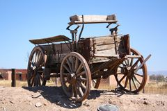 Wagon Royalty Free Stock Photography