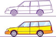 wagon ελεύθερη απεικόνιση δικαιώματος