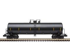 Wagon de chemin de fer de réservoir Images stock