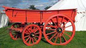 Wagon. Royalty Free Stock Photo