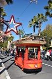 wagon kolei linowej Disney Hollywood Orlando Obrazy Stock