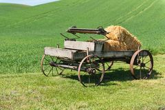 Wagon Royalty Free Stock Image