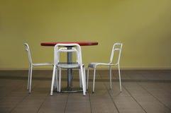Wagon-restaurant Photographie stock libre de droits