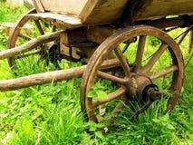 Wagon (Telega) Stock Images