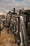 Wagon Train Royalty Free Stock Photos
