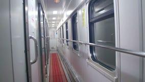 Wagon Train Compartment stock video