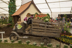 Wagon Royalty Free Stock Photos