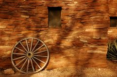 Wagon Wheel Stock Image