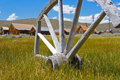Wagon-wheel Royalty Free Stock Images