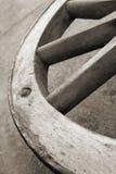 Wagon wheel close up Royalty Free Stock Photo