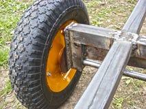 Wagon wheel Royalty Free Stock Images