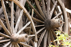 Wagon Wheels Royalty Free Stock Image