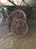 Wagon wheels. Original wagon wheels Stock Image