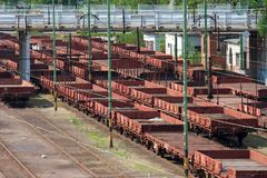 Wagons Stock Images