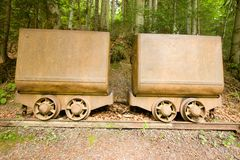 Wagons Royalty Free Stock Images