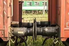 Wagons Royalty Free Stock Image