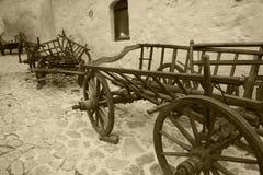 wagony Zdjęcie Royalty Free