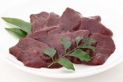 Wagyu, βόειο κρέας του Kobe, ιαπωνικό συκώτι στοκ φωτογραφία με δικαίωμα ελεύθερης χρήσης