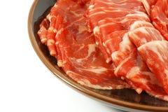 wagyu λουρίδων ασφαλίστρου κρέατος βόειου κρέατος Στοκ φωτογραφία με δικαίωμα ελεύθερης χρήσης
