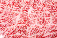Wagyu beef marbled meat