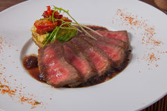 Wagyu Beef Steak Royalty Free Stock Photo