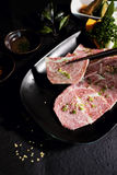 Wagyu Japans rundvlees A5 Stock Afbeelding