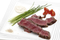 Wagyu ribeye beef meal Royalty Free Stock Photography
