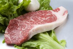 Wagyu Steak Royalty Free Stock Image