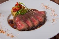 Wagyu wołowiny stek Zdjęcie Royalty Free