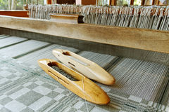 wahadłowa weave Obrazy Royalty Free