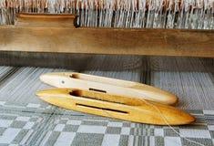 wahadłowa weave dwa Obrazy Stock