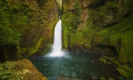 Wahclella fällt Columbia River Schlucht Lizenzfreie Stockbilder