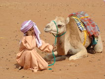 Wahiba öken, Oman Royaltyfri Fotografi