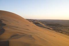 Wahiba Desert Oman Royalty Free Stock Photography