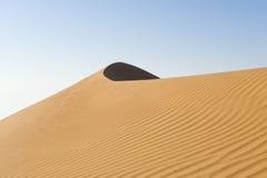 Wahiba Desert Oman Royalty Free Stock Image