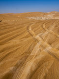 Wahiba. Sand Desert, Oman, Arabic Peninsula Stock Photography