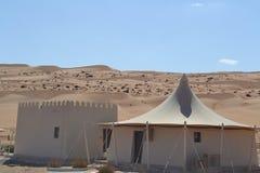 Wahiba (Sharqiya) sander Royaltyfri Foto