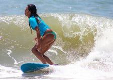 2015 Wahine Surf Classic Stock Photo